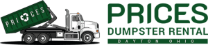 Prices Dumpster Rental Dayton Ohio