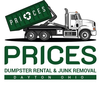 Prices Dumpster Rental and Junk Removal Dayton OH
